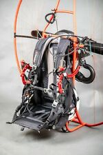 Paraelement Moster paramotor with Ams suspension. 25Hp Ppg with Helix propeller