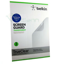 3X película texto original en BELKIN para Samsung Galaxy S4 i9505 ultra