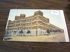 VINTAGE - 13TH REGIMENT N.G.P. ARMORY -  SCRANTON PA  POST CARD