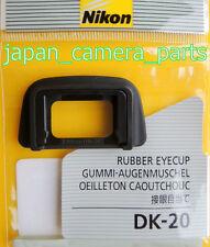Nikon DK-20 Rubber Eyecup for D3200.D3100,D3000,D5100,D70S,D60,D50 Brand New