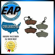 For 1995 Volkswagen Golf 1994-1995 Jetta Mintex Front Disc Brake Pad NEW