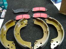 MITSUBISHI L200 2.5TD 03-07 BRAKE PADS REAR BRAKE SHOES