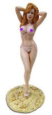 "Jimmy Flintstone ""Hollywood Goddess"" Resin Figure Kit"
