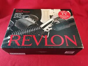 Vintage Retro Revlon Hot Air Styling System 1994 PAT Tested