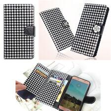 Fashionable Wallet Case for LG Optimus Phone/ K10 K8 X5 X MAX Power Skin Cam G
