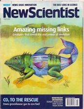 NewScientist-1 mar 2008-AMAZING MISSING LINKS.