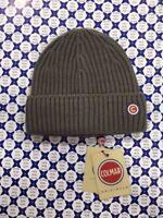 Cappello Berretto Lana Colmar Uomo - Risvolta Logo - Vari Colori - 5003 003d3d46424a