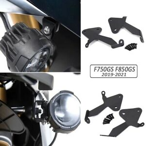 FIT FOR BMW F750GS F850GS Motorcycle LED Driving Light Fog Light Bracket