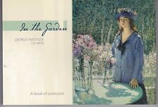 IN THE GARDEN.... A book of 30 postcards