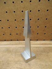 Austin Enterprises Aluminum Chess Piece c1962 Silver PAWN