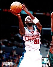 "DARIUS MILES ""LOS ANGELES CLIPPERS"" COLOR LICENSED 8 X 10  PHOTOGRAPH"