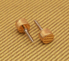 922-1029-000 Gold Genuine Gretsch Guitar/Bass Gold Strap Buttons