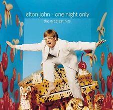 ELTON JOHN One Night Only The Greatest Hits 2LP Vinyl NEW 2017