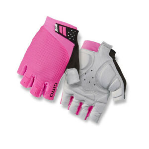 Giro Cycling Gloves Glove Monica II Gel Pink Breathable Protecting