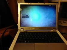 Dell Inspiron 700m PP07S Netbook Laptop AS-IS, good lcd  wifi 40 GB HDD, linux