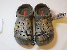 Crocs Baya Lined Realtreextra clog chocolate Mens Womens M8 W10 roomy shoes