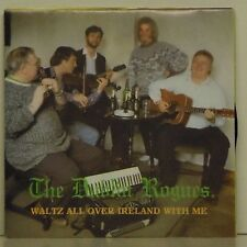 """THE DUBLIN ROGUES 'WALTZ ALL OVER IRELAND WITH ME' UK PICTURE SLEEVE 7"""" SINGLE"""