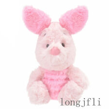 Japan Disney Winnie the Pooh Piglet Pig Pink SAKURA Lovely Plush Doll Toy 25cm