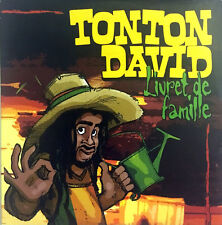 Tonton David CD Livret de Famille - Promo - France (VG+/VG)