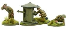 WARLORD GAMES Bolt ACTION British Home Guard PISTOLA SMITH