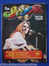 Story of Pop Magazine Issue 39 - Donovan, Judy Collins, Leon Russell