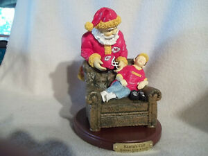"KCC-110 NFL Champion Kansas City Chiefs ""Santa's Gift"""