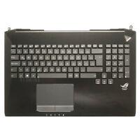 Latin Spanish backlit keyboard  Asus G750JH G750JS G750JZ G750JW G750JX G750JM