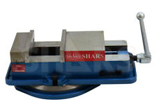 Shars 8 X 8 Lockdown Cnc Milling Machine Vise Withbase Certificate New