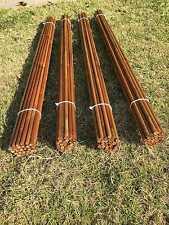 """100pcs NewTonkin Bamboo arrow shaft  handmade 60-65# 39.4""""(100cm) only shafts"""