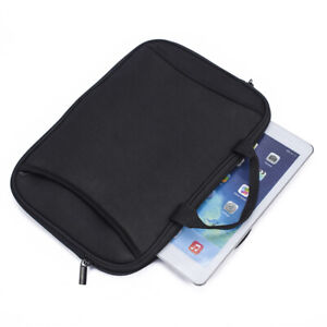 "Balck Tablet Sleeve Pouch Case Carry Bag For 8"" Samsung Galaxy Tab A/iPad Mini 5"