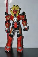 "Digimon Action Figure Spirit Digivolving AGUNIMON BANDAI 6"" FIGURE"