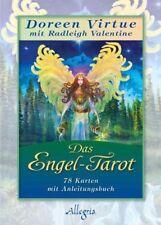 Das Engel-Tarot - Doreen Virtue - 9783793422402 PORTOFREI