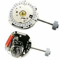 For Swiss Ronda RL775 Quartz Watch Movement Date At 3' / 6' 3 Pin Repair Parts