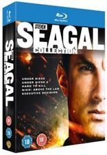 Collection by Steven Seagal (Blu-ray Disc, Sep-2012, Warner Music)