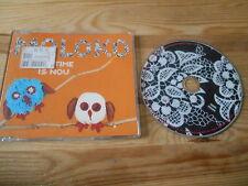 CD Pop Moloko - The Time Is Now (4 Song) MCD ROADRUNNER sc