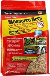 Mosquito Dunks Quick Insecticide Fungus Gnats Killer Mosquito Bit 30oz