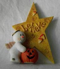 Sarahs Attic Snowonders Believe Courage Snowman Angel Halloween October Numbered