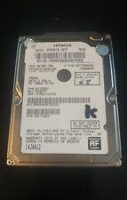 "HARD DISK HD 750GB 2.5"" HITACHI 5K750-750 SATA II 8MB  PORTATILE MOBILE HDD 750"