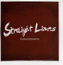(GI515) Straight Lines, Commitments - 2012 DJ CD
