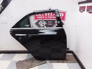 2016-2018 Cadillac CTS CTS-V Sedan OEM Right Passenger Rear Door Assembly Black