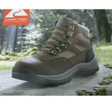 New listing Ozark Trail Mid Top Waterproof Leather Hiker Hiking Boots NEW Size 14