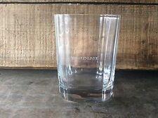 Vintage  Glass The Glenlivet Whiskey Glass , Square Shaped