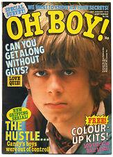 OH BOY Magazine Graham Fellows/Jilted John Shuttleworth David Wilkie 20 Jan 1979