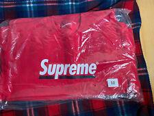 Supreme Underline Crewneck Sweatshirt SS20 Red - Medium - NEW