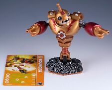 Skylanders Giants Bouncer Figure Loose w/Trading Card