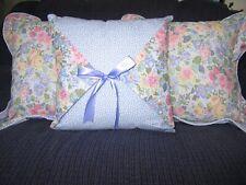 New Laura Ashley Quartet Decorator Pillow Set of 3