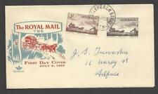 Royalty Australian Pre-Decimal First Day Covers