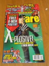 TOYFARE #35 JULY 2000 X-MEN WOLVERINE TRANSFORMERS US MAGAZINE =