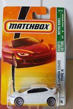 Matchbox Honda Civic Type R - VHTF White
