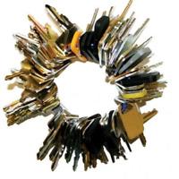 Key Set 68 Ignition Keys Master Multi Machinery Equipment Set fits 100's models!